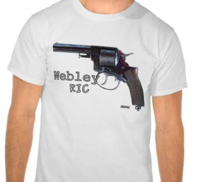 picture of Webley RIC t-shirt